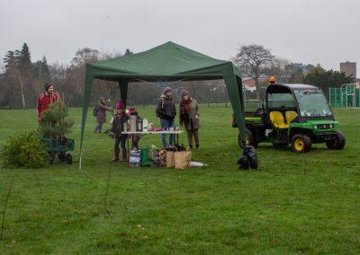 Tree planting in Kings Heath Park Jan 2019-13
